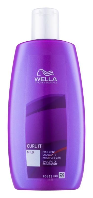 Wella Professionals Curl It Mild trvalá pre farbené a citlivé vlasy