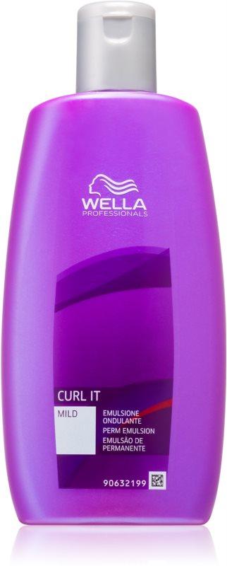 Wella Professionals Curl It Mild ondulação permanente para cabelo pintado e sensível