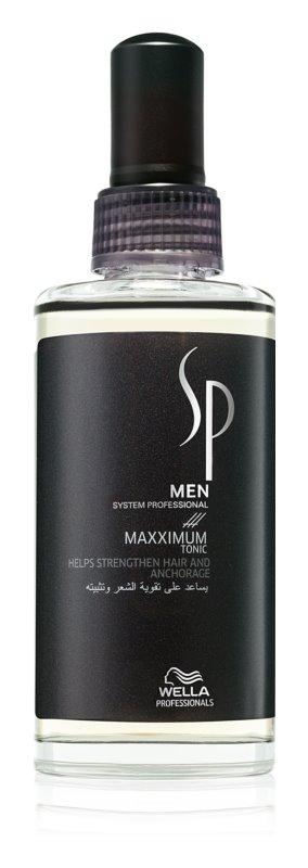 Wella Professionals SP Men lozione tonica anti-caduta dei capelli