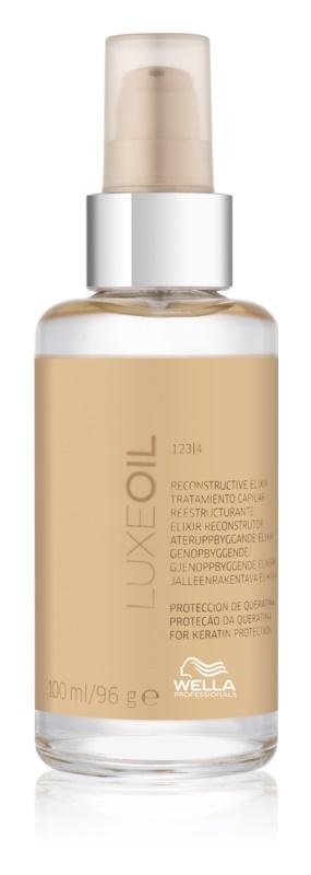 Wella Professionals SP Luxeoil Olie  voor Haarversterking