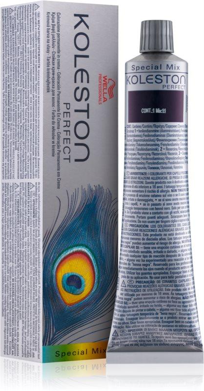Wella Professionals Koleston Perfect Special Mix barva na vlasy