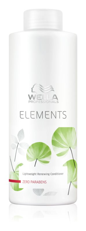Wella Professionals Elements megújító kondicionáló