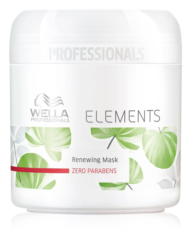 Wella Professionals Elements mascarilla reparación