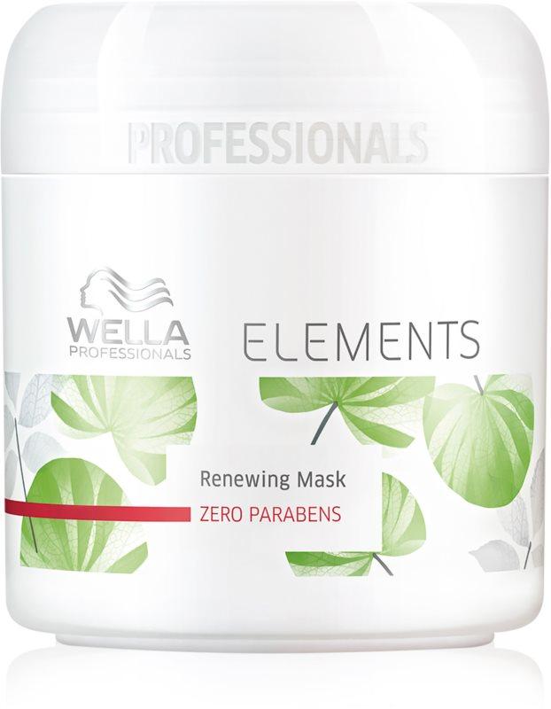 Wella Professionals Elements obnovující maska