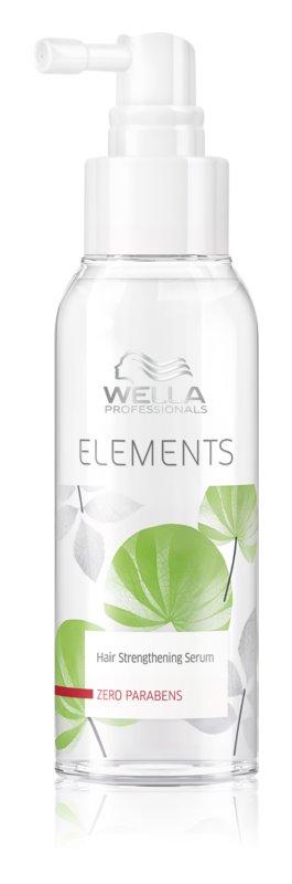 Wella Professionals Elements укрепващ серум За коса