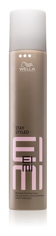 Wella Professionals Eimi Stay Styled Fixation Spray For Hair