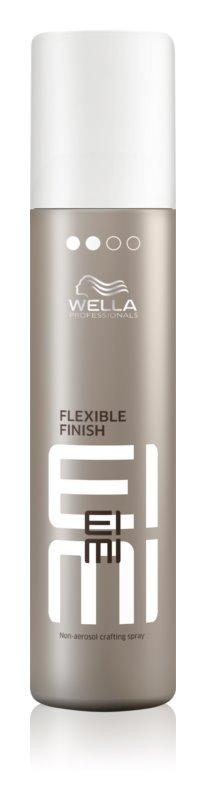 Wella Professionals Eimi Flexible Finish spray modelator pentru intarire si o mai buna flexibilitate a parului