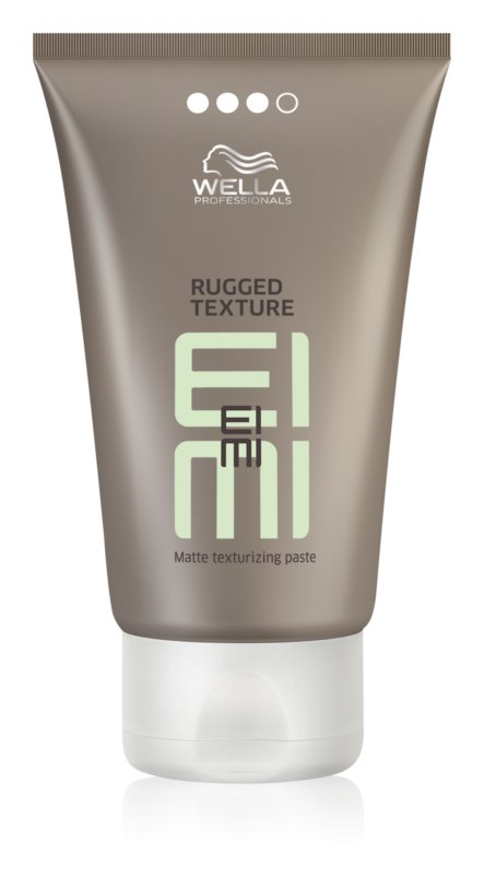 Wella Professionals Eimi Rugged Texture Matte Paste For Definition And Shape
