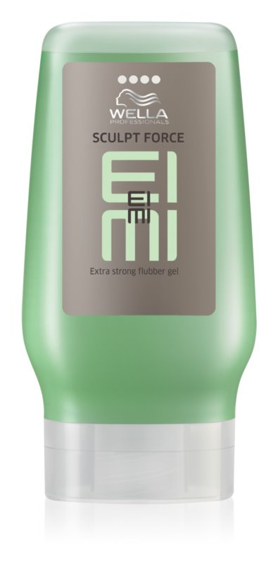 Wella Professionals Eimi Sculpt Force Shaping Gel Extra Strong Hold