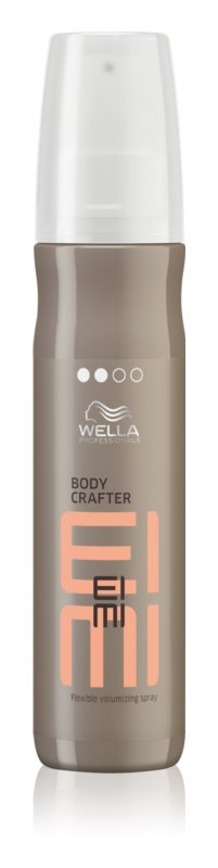 Wella Professionals Eimi Body Crafter bezoplachový sprej pre objem a tvar