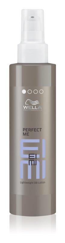 Wella Professionals Eimi Perfect Me latte leggero per capelli perfetti