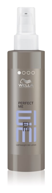 Wella Professionals Eimi Perfect Me Light Lotion For The Perfect Appearance Of The Hair