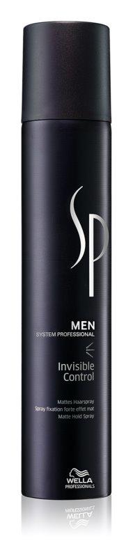 Wella Professionals SP Men lacca per capelli per un finish opaco