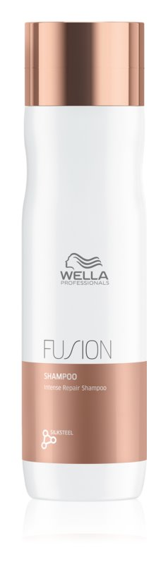 Wella Professionals Fusion інтенсивний відновлюючий шампунь