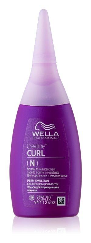 Wella Professionals Curl It Intense trvalá pre odolné prírodné vlasy