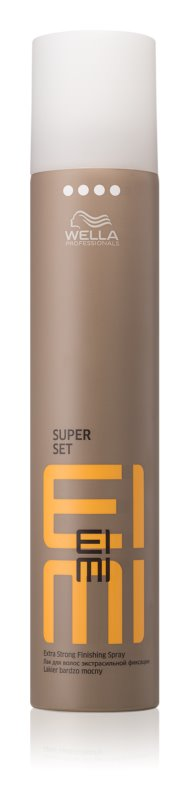 Wella Professionals Eimi Super Set Hairspray Extra Strong Hold