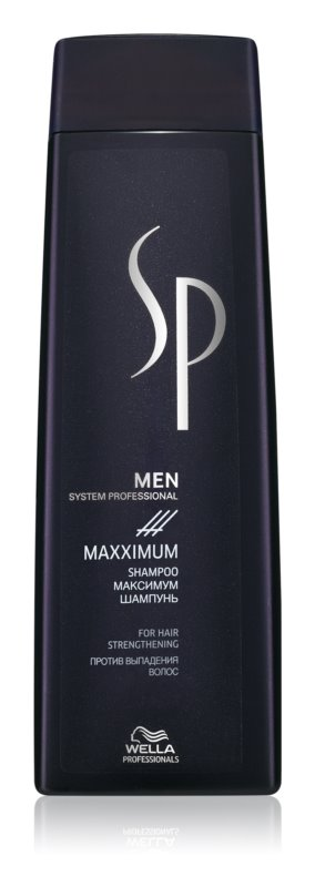 Wella Professionals SP Men shampoing fortifiant pour homme