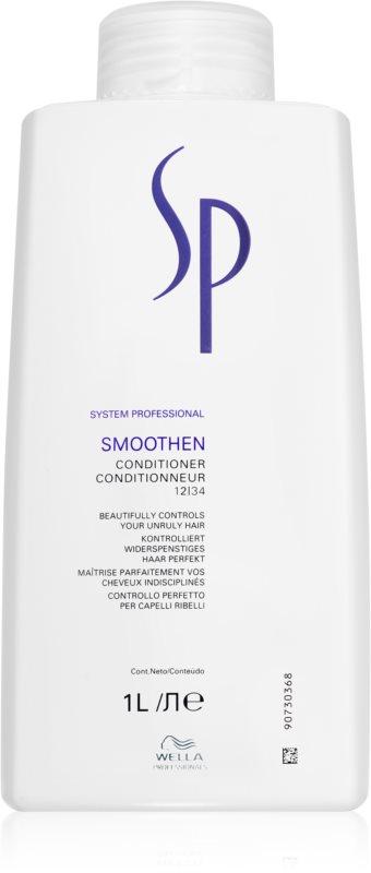 Wella Professionals SP Smoothen Conditioner  voor Onhandelbaar en Pluizig Haar