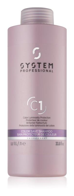 Wella Professionals System Professional  Color Save šampón pre farbené vlasy