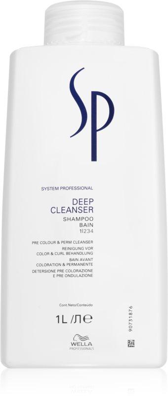 Wella Professionals SP Deep Cleanser sampon