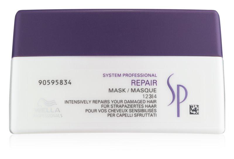 Wella Professionals SP Repair máscara para cabelos danificados e quimicamente tratados
