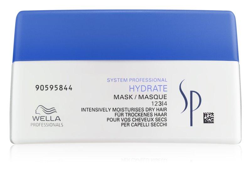 Wella Professionals SP Hydrate maska za suhe lase