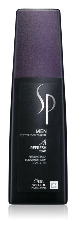 Wella Professionals SP Men lotion tonique pour tous types de cheveux