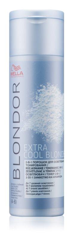 Wella Professionals Blondor Lightening Powder For Blonde Hair