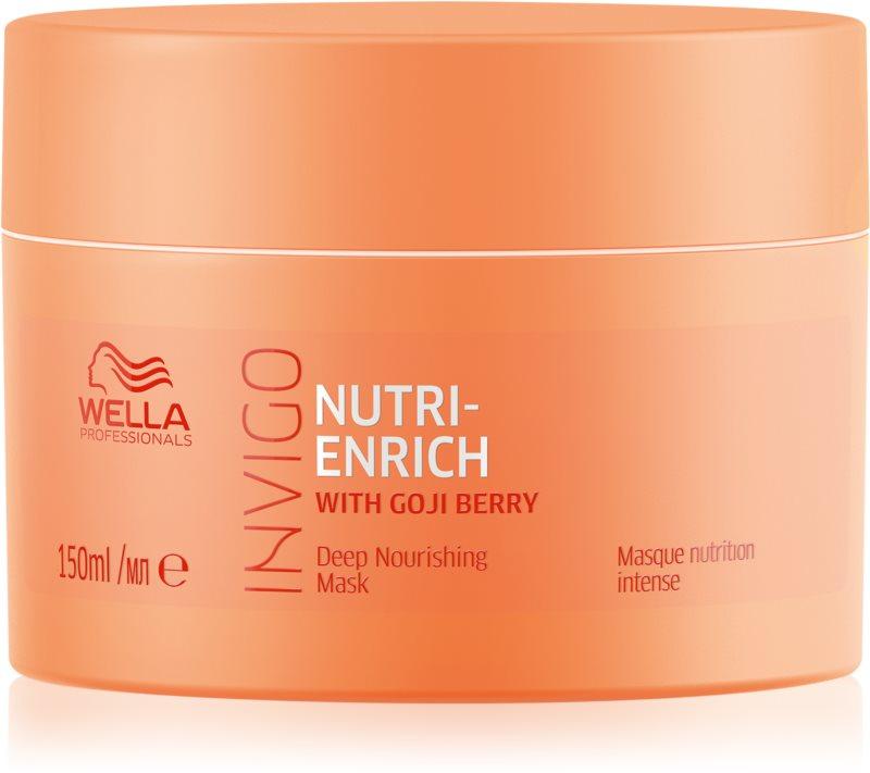 Wella Professionals Invigo Nutri - Enrich глибоко поживна маска для волосся