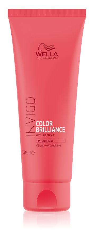 Wella Professionals Invigo Color Brilliance kondicionér pro normální až jemné barvené vlasy