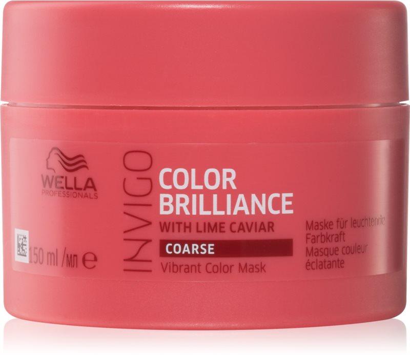 Wella Professionals Invigo Color Brilliance maska za goste barvane lase