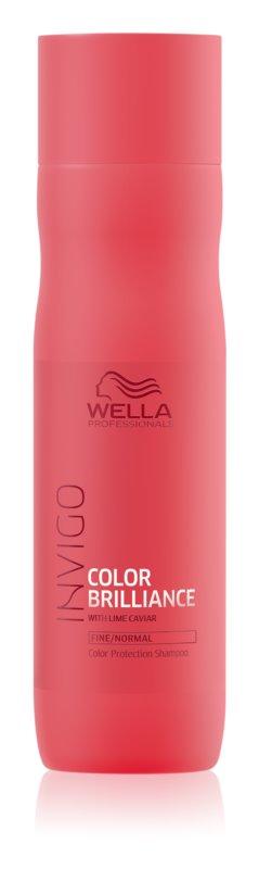 Wella Professionals Invigo Color Brilliance шампунь для нормального та фарбованого волосся