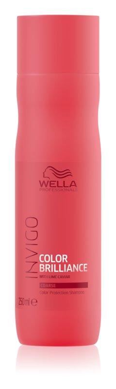 Wella Professionals Invigo Color Brilliance šampón pre hustré farbené vlasy
