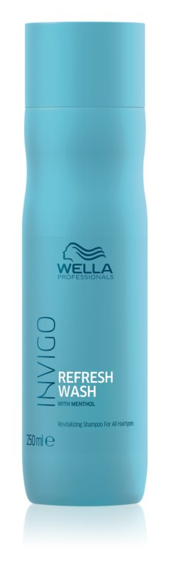 Wella Professionals Invigo Refresh Wash revitalizacijski šampon za vse tipe las