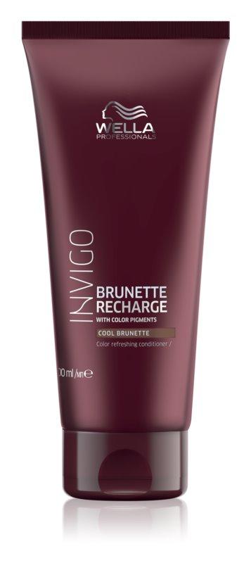 Wella Professionals Invigo Brunette Recharge kondicionér pre oživenie hnedej farby vlasov
