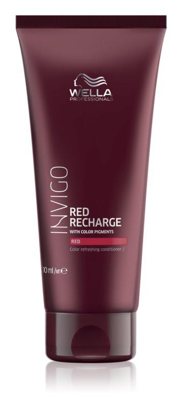 Wella Professionals Invigo Red Recharge kondicionér pre oživenie červenej farby vlasov