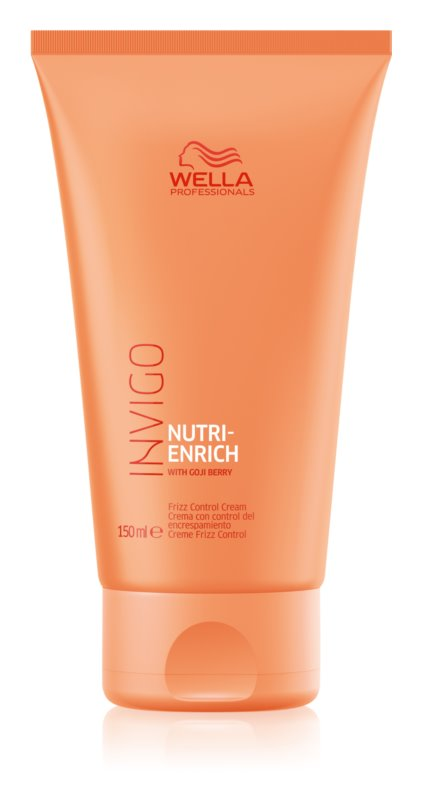Wella Professionals Invigo Nutri - Enrich Leave-in Cream for Smoothing and Nourishing Dry and Unruly Hair