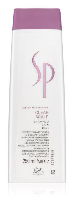 Wella Professionals SP Clear Scalp šampon proti prhljaju