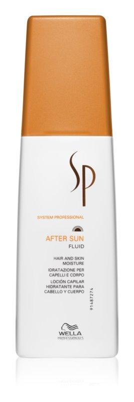 Wella Professionals SP After Sun fluid pentru par expus la soare