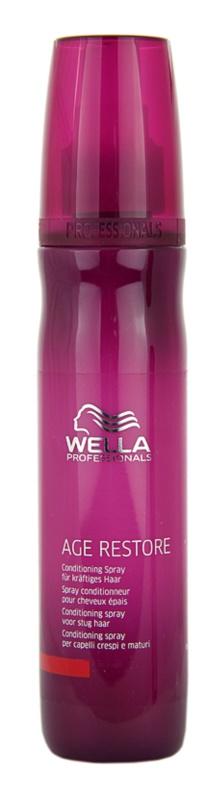 Wella Professionals Age Restore öblítés nélküli kondicionáló erős, vastag és száraz hajra