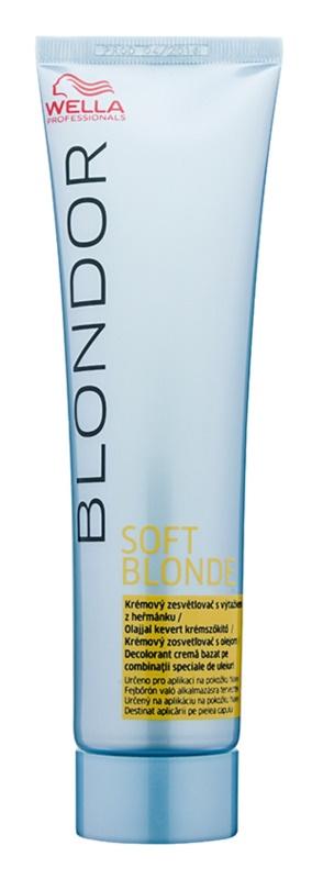 Wella Professionals Blondor изсветляваща крем