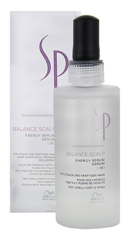 Wella Professionals SP Balance Scalp szérum hajhullás ellen (Energy Serum) 100 ml