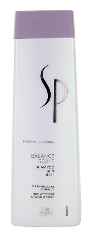 Wella Professionals SP Balance Scalp sampon érzékeny fejbőrre