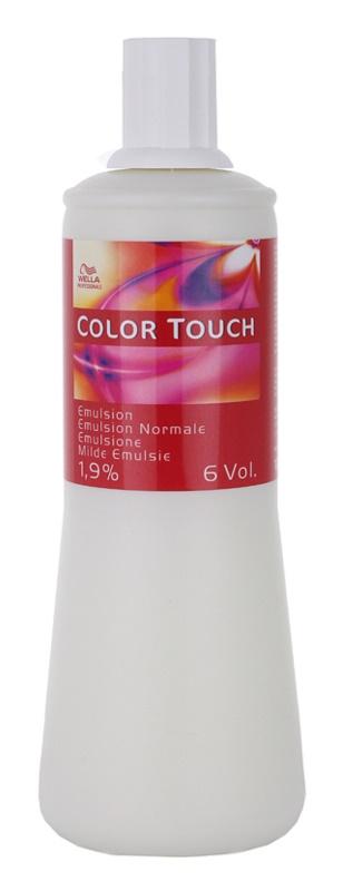 Wella Professionals Color Touch aktivační emulze 1,9 % 6 vol.