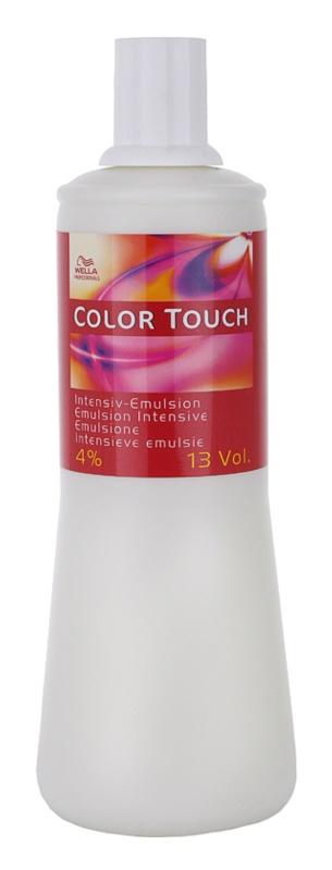 Wella Professionals Color Touch aktivačná emulzia 4 % 13 Vol.