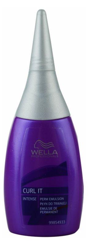 Wella Professionals Curl It Intense ondulação permanente para cabelo normal
