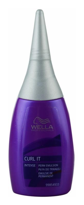 Wella Professionals Curl It Intense trvalá pro normální vlasy