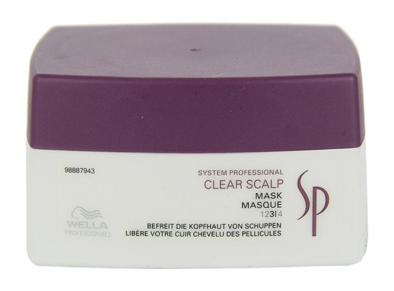 Wella Professionals SP Clear Scalp maska protiv peruti