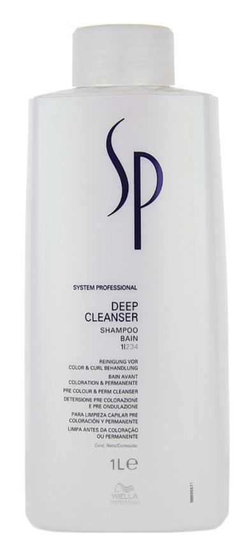 Wella Professionals SP Deep Cleanser šampon