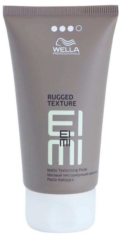 Wella Professionals Eimi Rugged Texture pasta matificante  para definir e formar